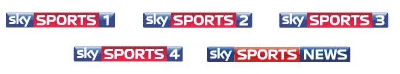 Sky Sports bar at Grosvenor Hotel Rugby
